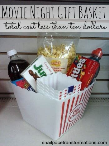 10 last minute gift basket ideas for under 10