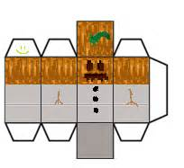 Minecraft Papercraft Snow - papercraft mini snow golem minecraft activities