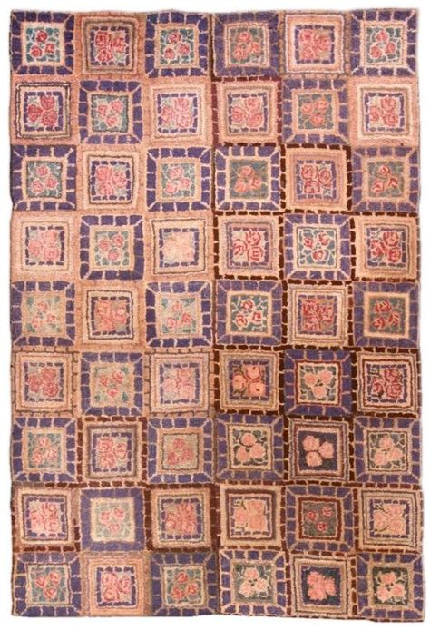 antique rug hooking patterns 74 best images about rug hooking antique rugs on folk ontario and basket of flowers