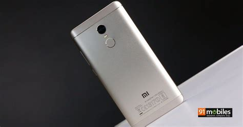 xiaomi note 4 xiaomi redmi note 4 review 91mobiles