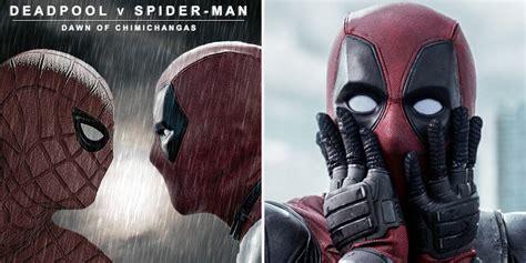 Deadpool Meme - hilarious spider man vs deadpool memes cbr
