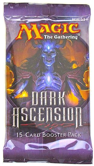 Magic The Gathering Booster Pack Ascension magic the gathering ascension booster pack da card