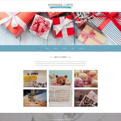 website templates for gift shop feesten geschenken bloemen templates templatemonster