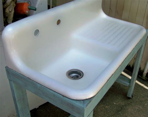 Retro Kitchen Sinks Shabby For Sure Vintage Kitchen Sink