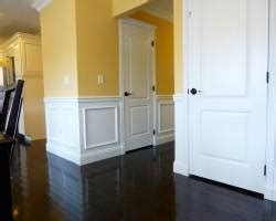 Wainscoting Cost Estimates by Wainscoting Chair Rail Shadow Boxes Crown Molding Nj Llc