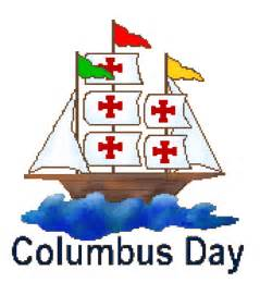 Columbus Clipart columbus day ship clipart