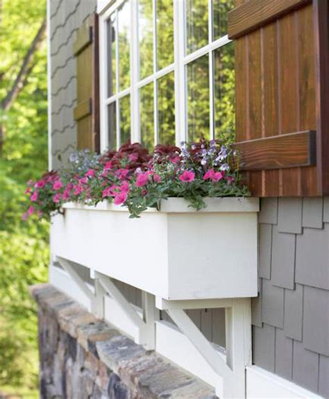 A Window Box Planter by 25 Wonderful Diy Window Box Planters Home Design And