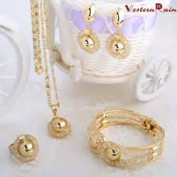 Lady gold plated jewelry pendientes elegant fashion bridal wedding