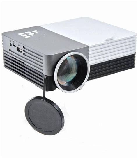 Gm50 Projector microware gm50 800 lumens portable projector white price