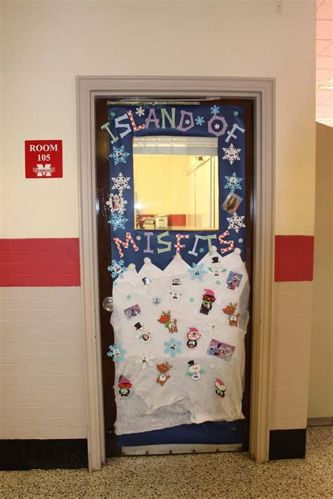 christmas doors in schools 50 innovative classroom door decoration ideas for school contest