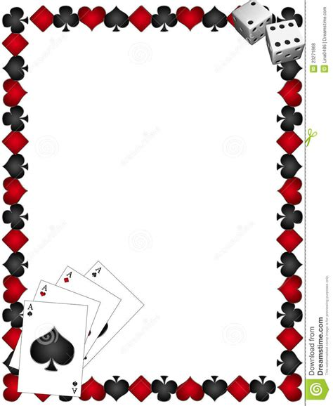 Card Border Images