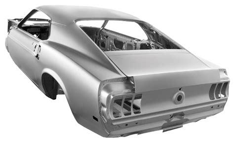 69 mustang shell 1964 73 mustang 1969 mustang fastback pre welded shell