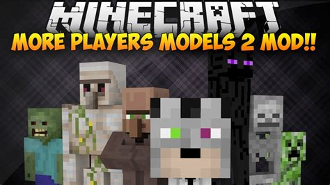 More Player Models 1
