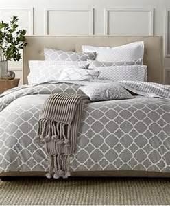 macys bedding macys charter club damask designs geometric dove
