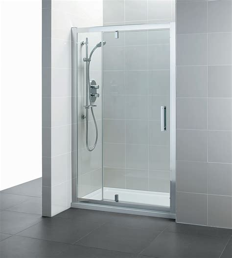 Shower Door Pivot Ideal Standard Synergy 1200mm Pivot Shower Door And Inline Panel