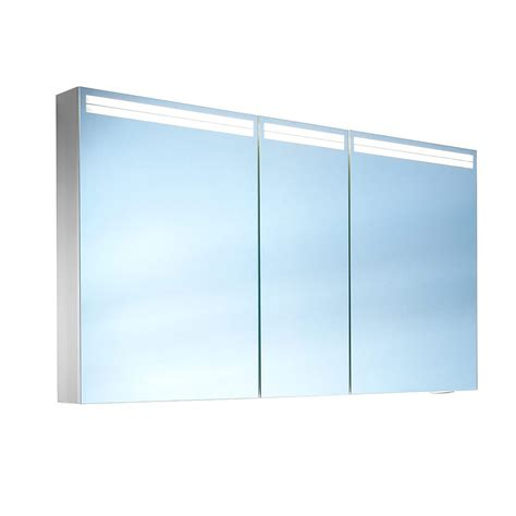 schneider mirrored bathroom cabinet schneider arangaline 3 door mirror cabinet 1500mm