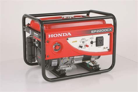 Or Generator Honda Ep2200cx 2 2kw 4 Stroke Petrol Generator Scan Hi