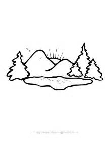 mountains coloring page mountain coloring pages coloring pages