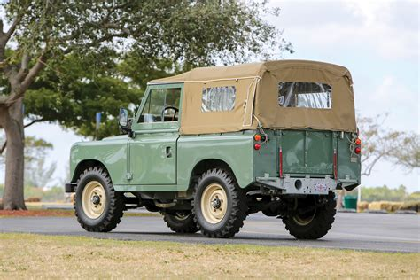 land rover series iii frame restoration 1973 land rover series iii swb