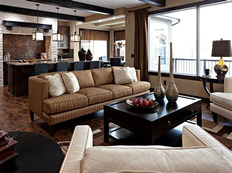 Brown Living Room Decor Living Rooms Using Earth Tones Simple Home Decoration