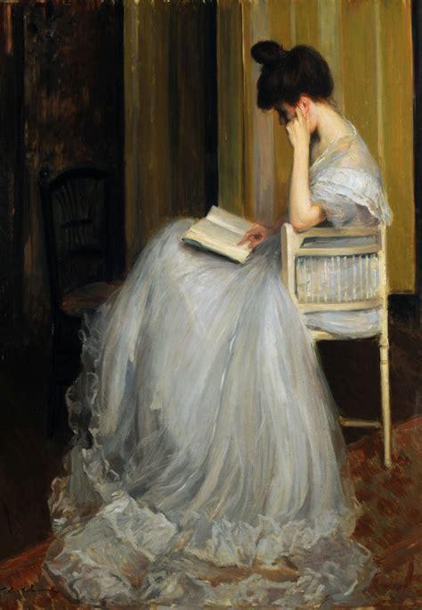 imagenes mujeres leyendo mujer leyendo blanche jacques 201 mile