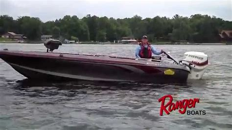 ranger boats quality ranger 618t boat test review youtube