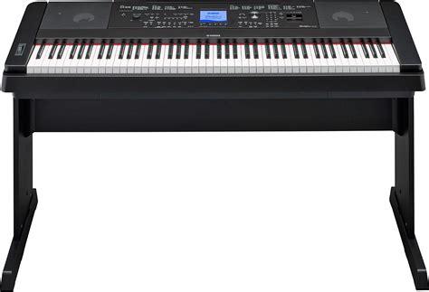 Keyboard Yamaha Portable Grand yamaha dgx660 portable grand digital piano black andy