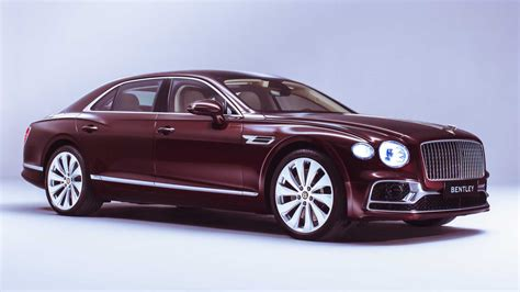 2020 Bentley Flying Spur by 2020 Bentley Flying Spur Revealed With Panamera Platform