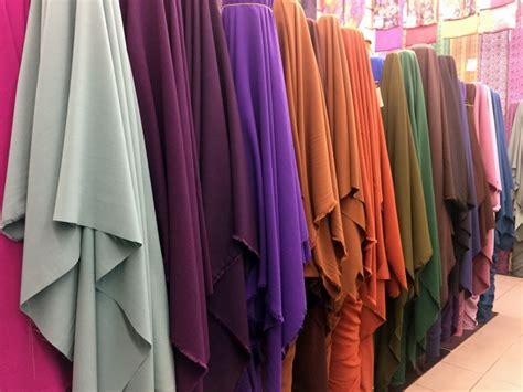 kain satin kedai kain og textile batik uniform corporate kuantan