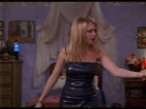 Dress Sabrina Melody sabrina witch band episode leather dress