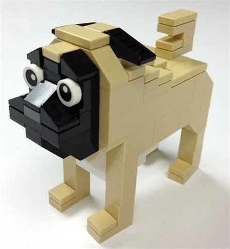 lego pug lego pug parts lego club mini model build ebay