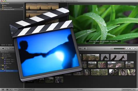 imovie berkeley advanced media institute