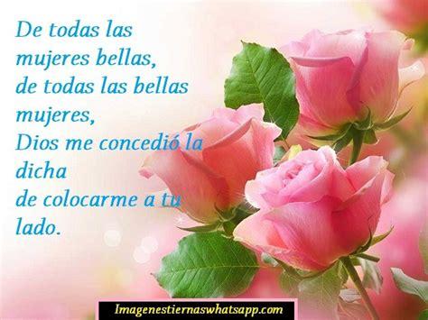 imágenes hermosas de los buenos días rosas con poemas de amor para celular