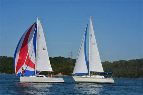 sailboats used in competitive sailing largest selection of used sailboats in the midwest
