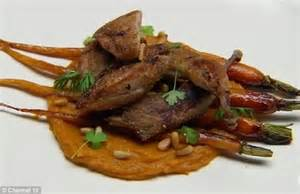 Zavera Twun By Quail masterchef s hits the highest score in the immunity this year daily mail