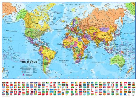 where is on a world map world changes the shift has hit the fan