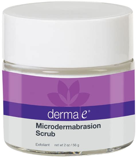 Microdermabrasion Scrub microdermabrasion scrub a salon skin treatment
