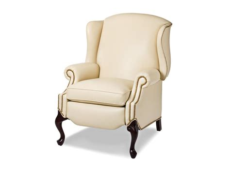 wingback reclining chairs wing back chairs images