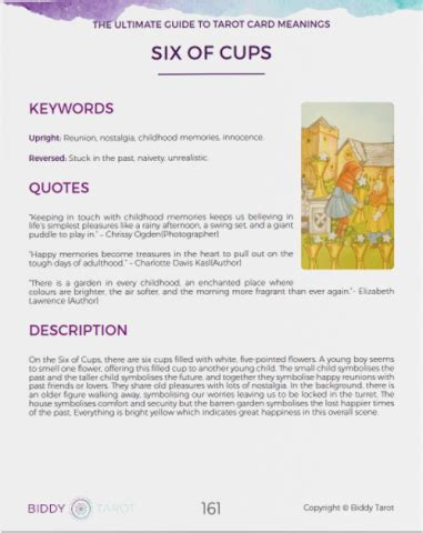 tarot card template descriptions the ultimate guide to tarot card meanings biddy tarot