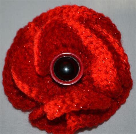 youtube poppy pattern crochet poppy brooch crochet pattern by catherine drabble