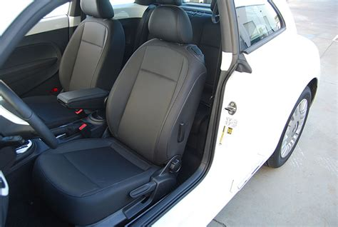 vw seat covers beetle volkswagen beetle 2012 2014 leather like custom seat cover