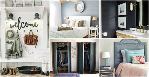 shiplap furniture 25 rustic shiplap decor and furniture ideas for a