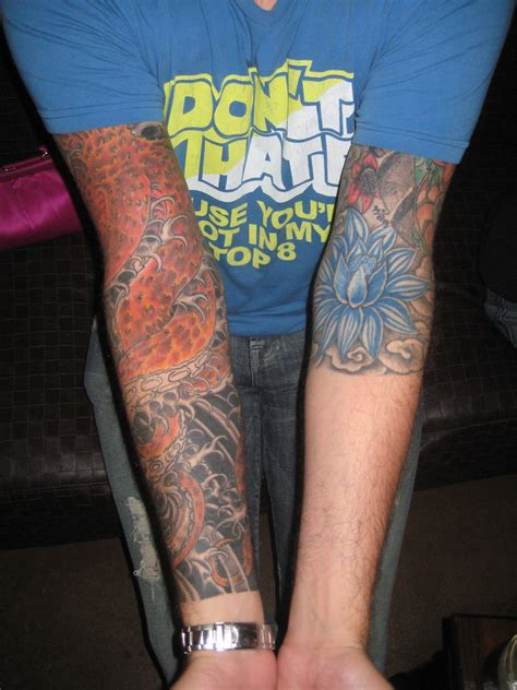 designing tattoo sleeve sleeve ideas 15 awesome sleeve tattoos designs