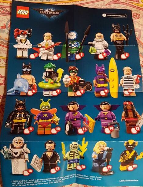 New Lego Batman Bat Reggae Suit Minifig Dc Minifigure From 70923 une nouvelle s 233 rie de 20 minifigures lego 224 collectionner
