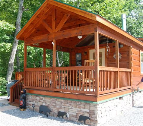 Log Cabin Porch by 8 Porch On Frame Mountain Recreation Log Cabins