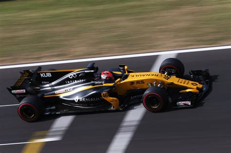 Robert Kubica Impresses During F1's Hungary Test