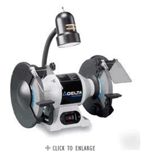 delta shopmaster bench grinder delta shopmaster 8 quot bench grinder w l model gr350