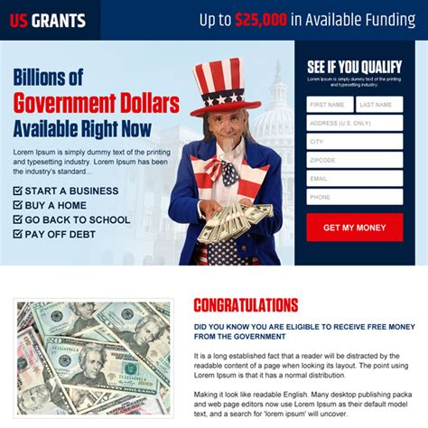 tattoo removal programs sponsored by the government government grants landing page design templates for