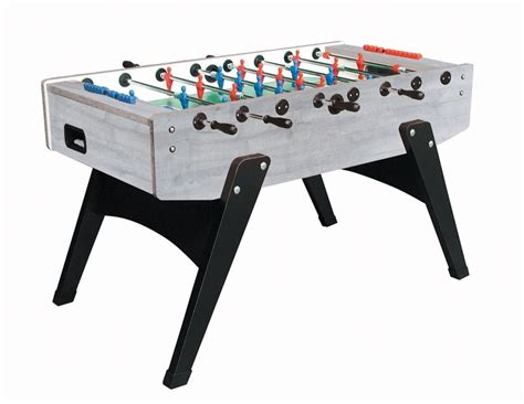garlando g 2000 grey oak foosball table pool tables r us