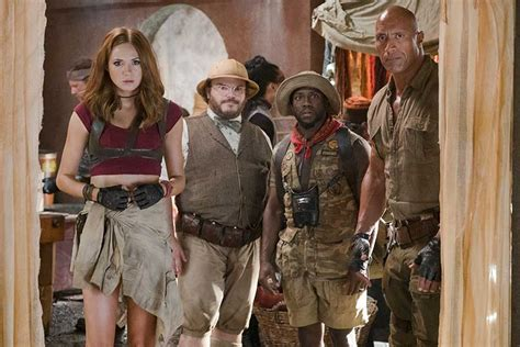 movie tv jumanji welcome to the jungle by dwayne johnson new trailer nick jonas debuts in new jumanji welcome to the jungle preview coming soon